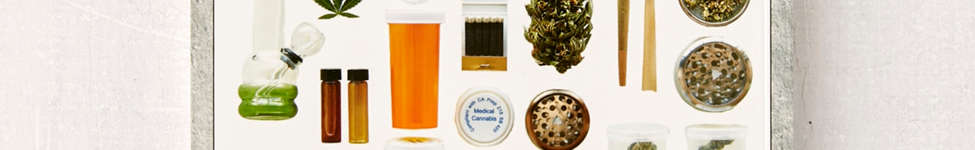 Thumbnail View 2: The History of Weed in 101 Objects
