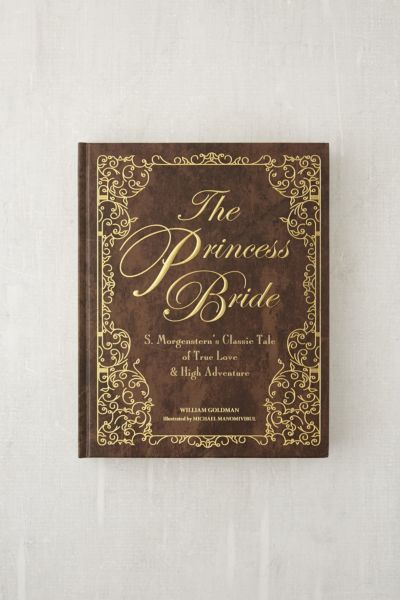 The Princess Bride By William Goldman - Assorted One Size at Urban Outfitters