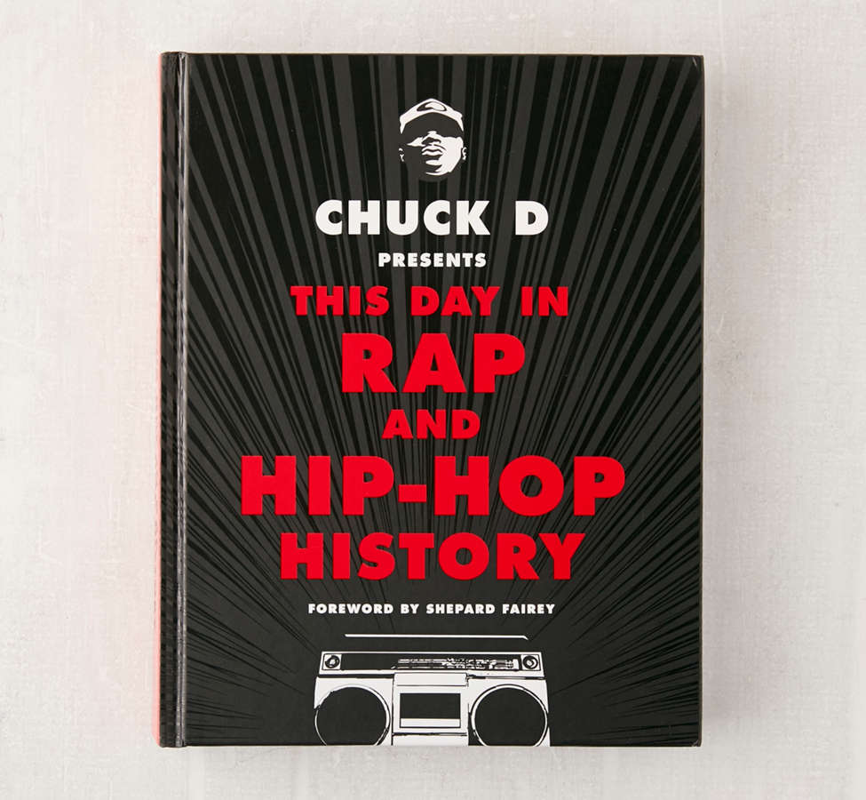 Slide View: 1: This Day in Rap and Hip-Hop History By Chuck D