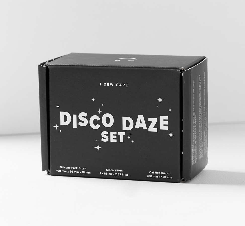 Slide View: 2: I Dew Care Disco Daze Mask Set