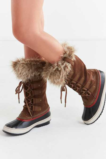 Sorel Joan Of Arctic Suede Boot