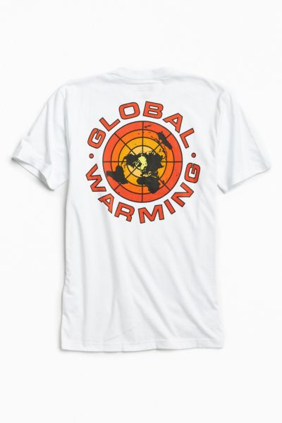 Chinatown Market Global Warming Tee - White S at Urban Outfitters