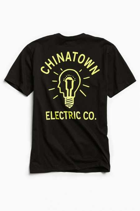 Chinatown Market Electric Tee