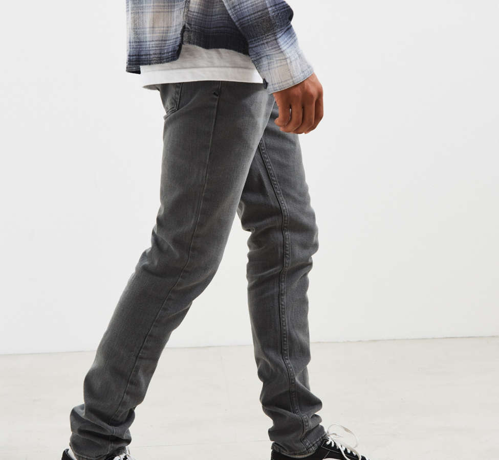 Slide View: 3: BDG Washed Black Skinny Jean