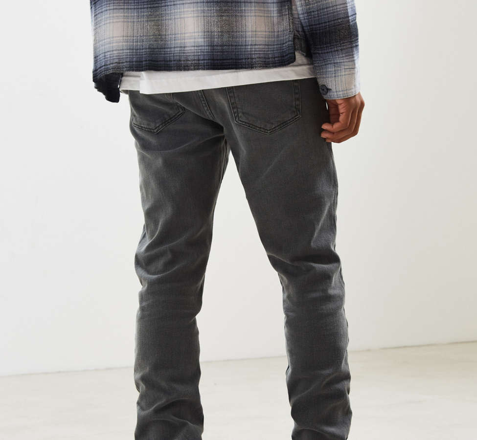 Slide View: 4: BDG Washed Black Skinny Jean