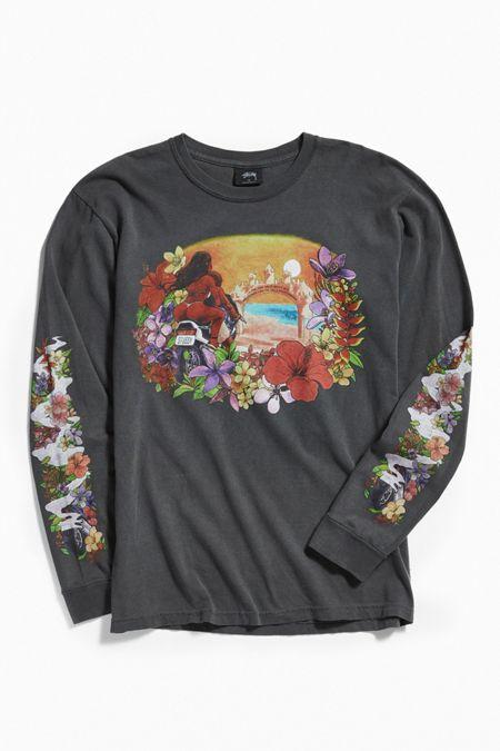 stussy t shirts xxl