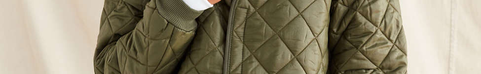 Thumbnail View 4: Vintage Quilted Liner Jacket