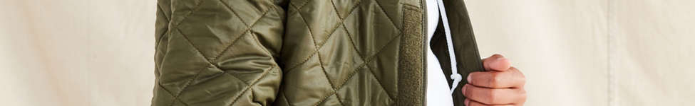 Thumbnail View 5: Vintage Quilted Liner Jacket