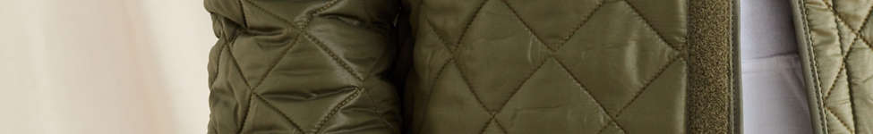 Thumbnail View 6: Vintage Quilted Liner Jacket