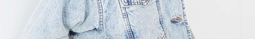 Thumbnail View 1: UO Faux Fur Lined Denim Trucker Jacket