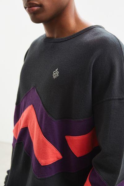 Aldies Takin Big Sweatshirt - Black One Size at Urban Outfitters