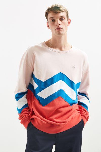 Aldies Takin Big Sweatshirt - Pink One Size at Urban Outfitters