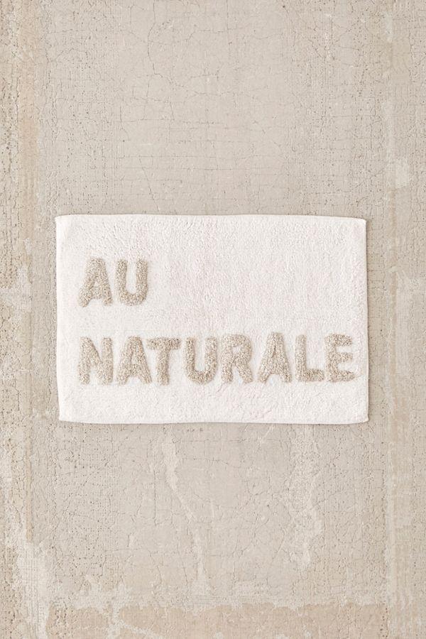 Au Naturale Bath Mat – Urban Outfitters