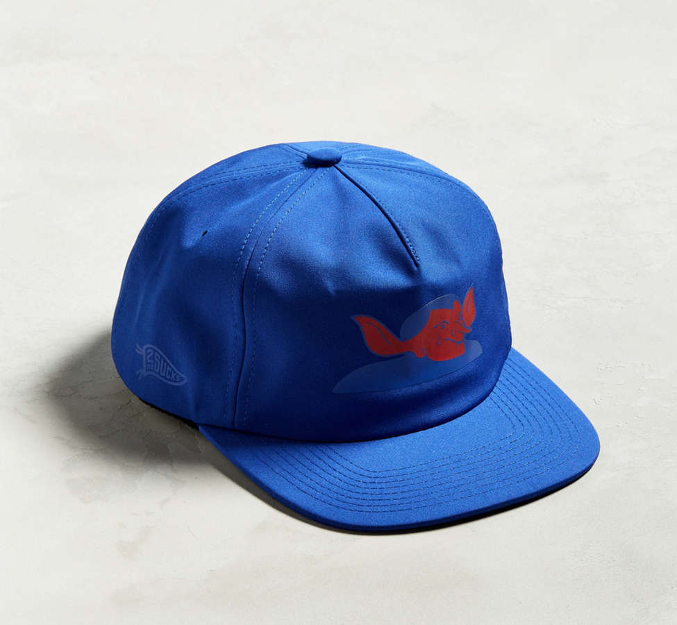 Slide View: 1: Hall Of Fame Flame On Snapback Hat