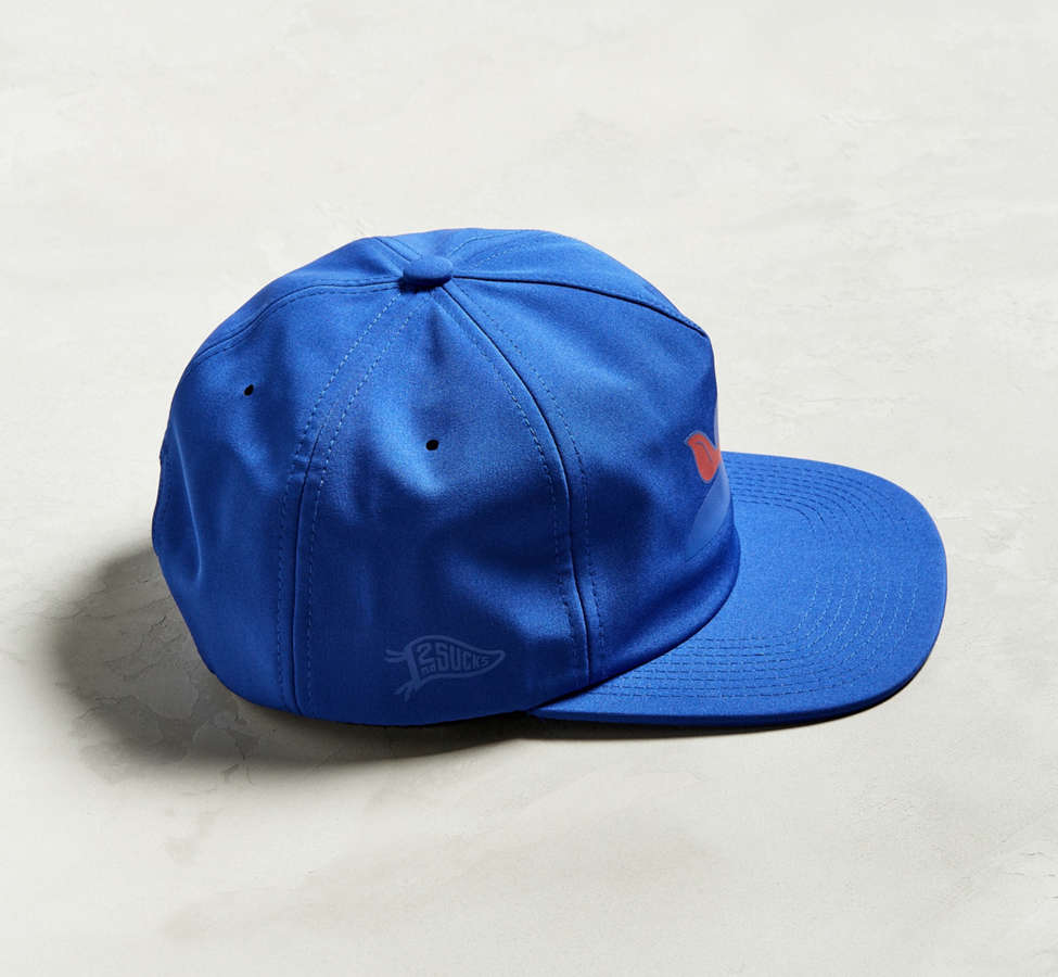 Slide View: 4: Hall Of Fame Flame On Snapback Hat