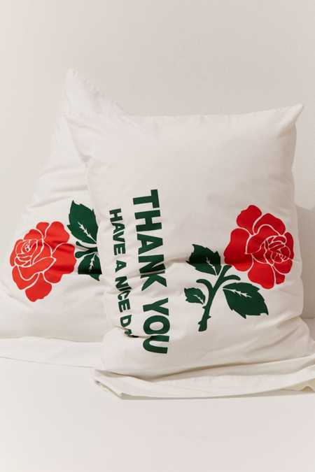 Slide View: 1: Chinatown Market For UO Thank You Pillowcase Set