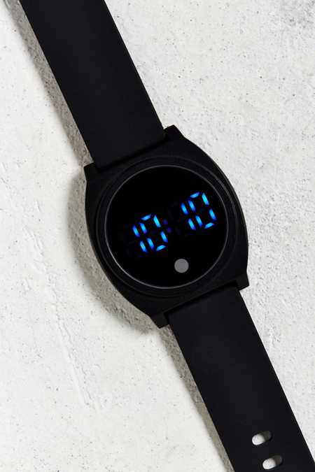 UO Rubber LED Watch