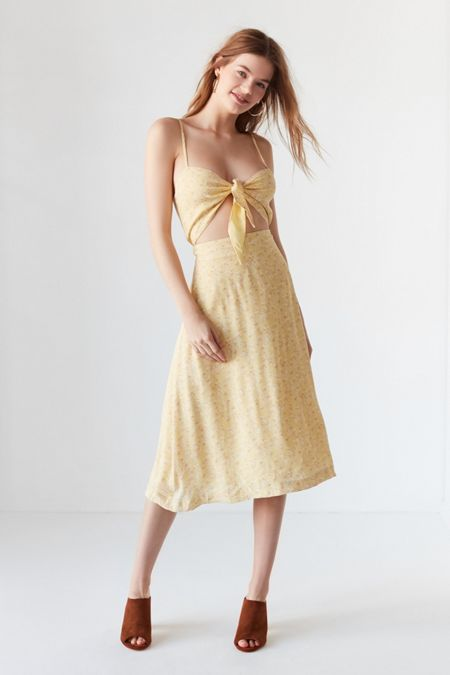 db6b38bd986 Rolla s X UO Eve Midi Dress. Quick Shop