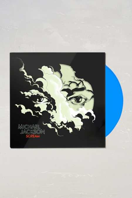Michael Jackson - SCREAM 2XLP
