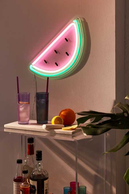 Watermelon Neon Sign