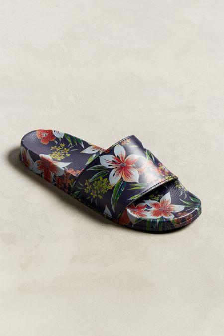 1b36f6699610 Slydes Floral Slide Sandal