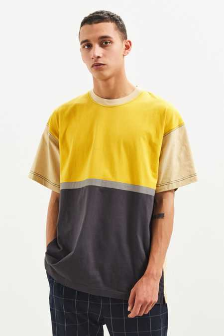 UO Colorblocked Dad Tee