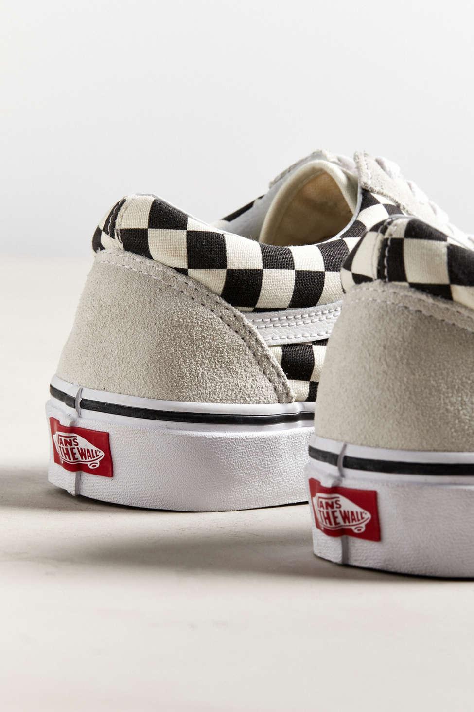 Vans Old Skool Checkerboard Sneaker Urban Outfitters