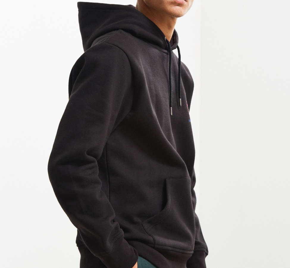 Slide View: 3: Chinatown Market Recordings Hoodie Sweatshirt