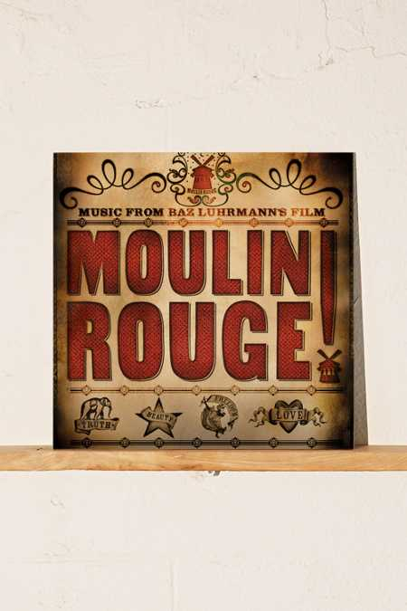 Various Artists - Moulin Rouge Motion Picture Soundtrack 2XLP