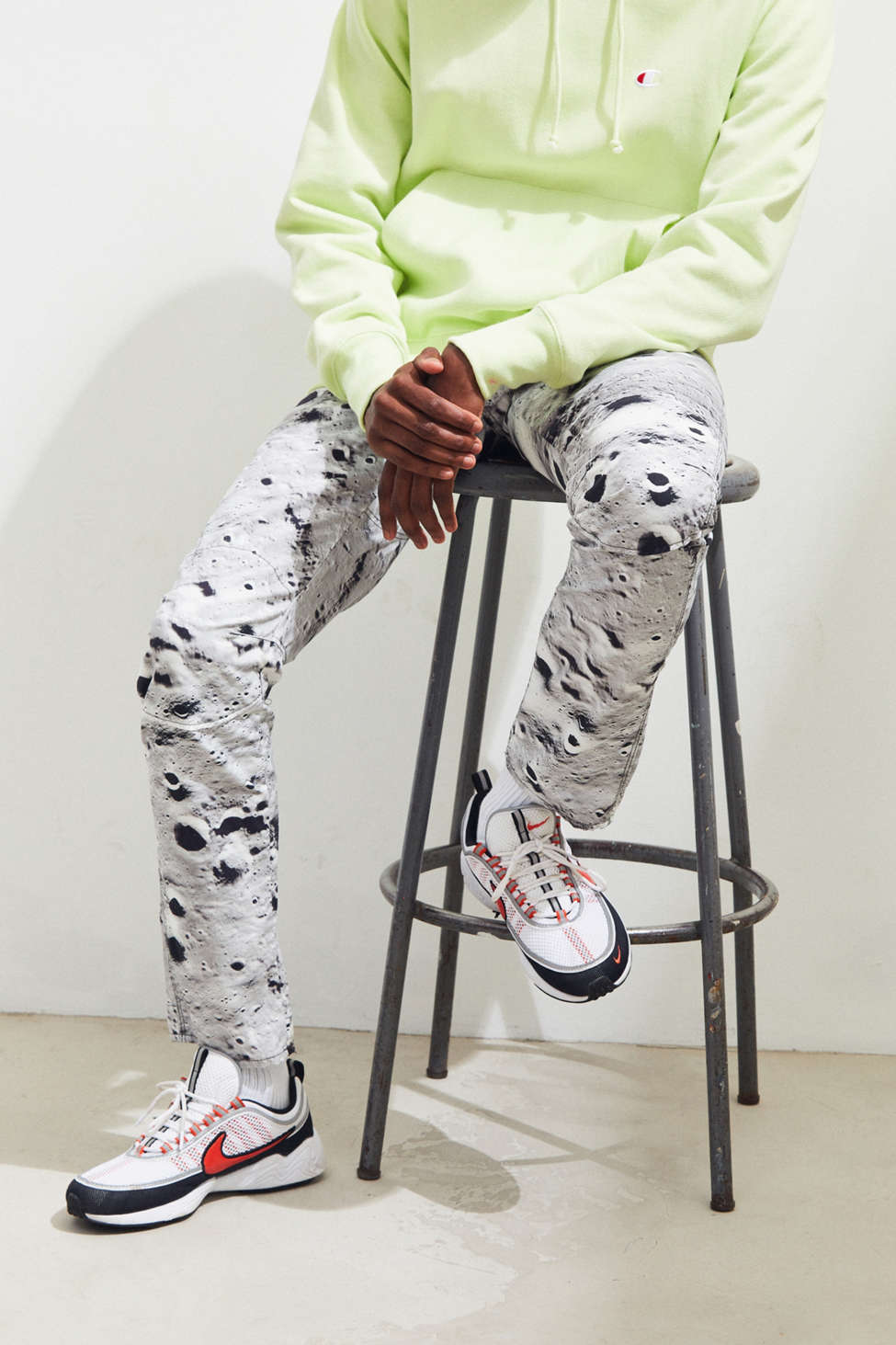 Slide View: 5: G-Star Elwood Mercury Camo Slim Jean