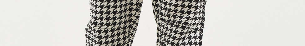 Thumbnail View 1: G-Star Raw Houndstooth Elwood Slim Jean
