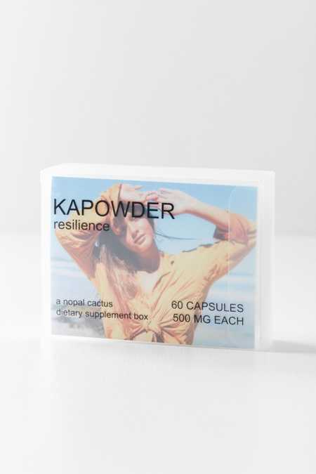 KAPOWDER Resilience Supplement