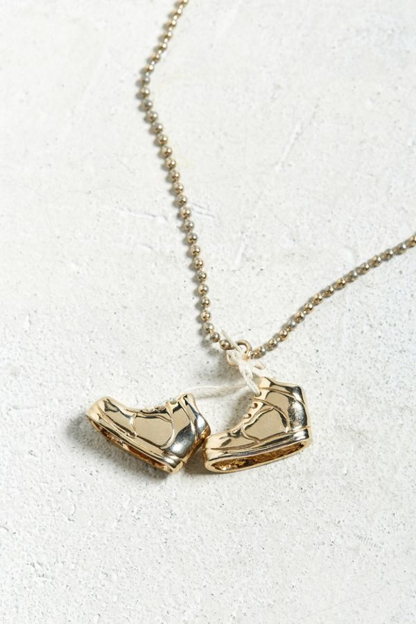 Smiley face ent kicks necklace urban outfitters tap image to zoom aloadofball Choice Image
