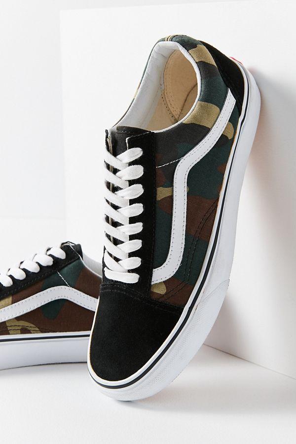 Vans Woodland Camo Old Skool Sneaker