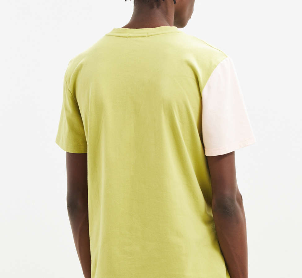Slide View: 5: Lucid FC Notch Neck Patch Tee