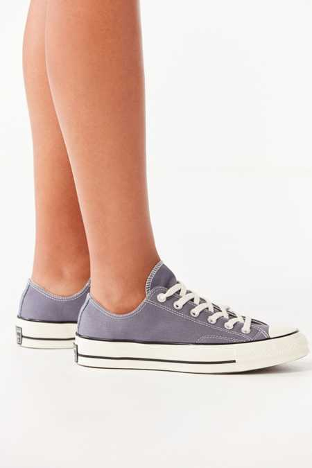 Converse Chuck Taylor All Star Grey Low Top Sneaker