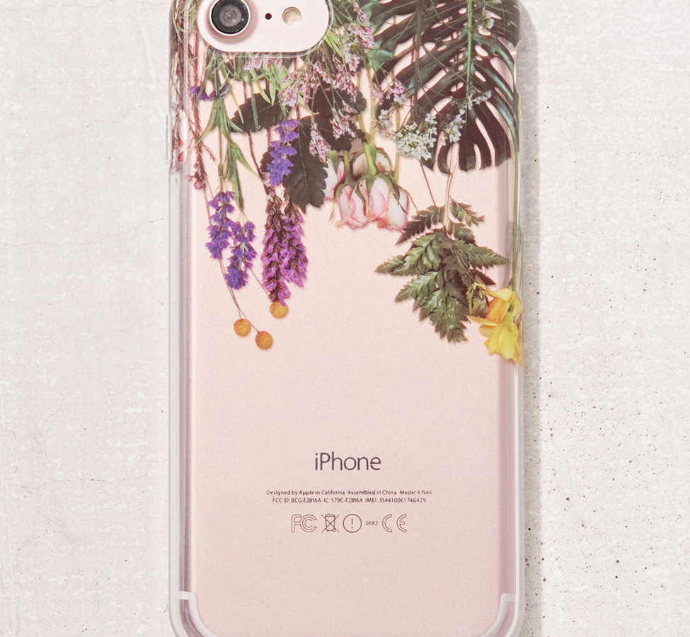 Slide View: 2: Recover X UO Bloom iPhone 8/7/6/6s Case