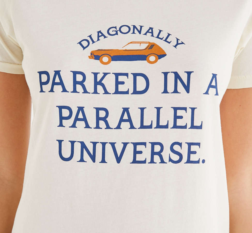 Slide View: 4: Sugarhigh Lovestoned Parallel Parked Tee