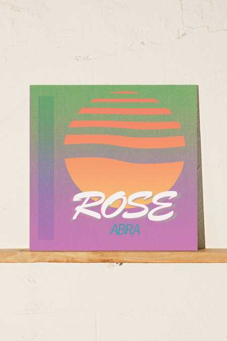 ABRA - ROSE Limited 2XLP