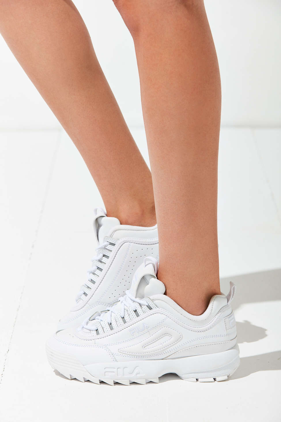 Fila Disruptor 2 Premium Mono Sneaker Urban Outfitters