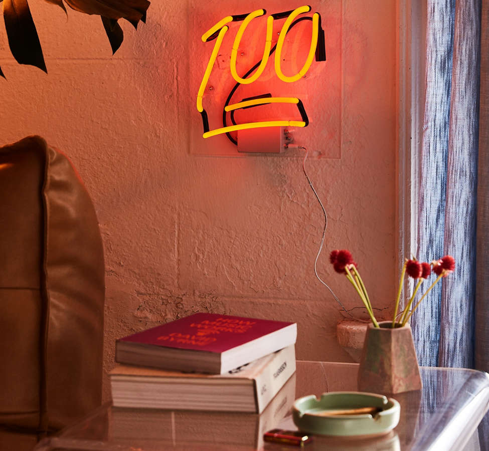 Slide View: 1: 100 Neon Sign