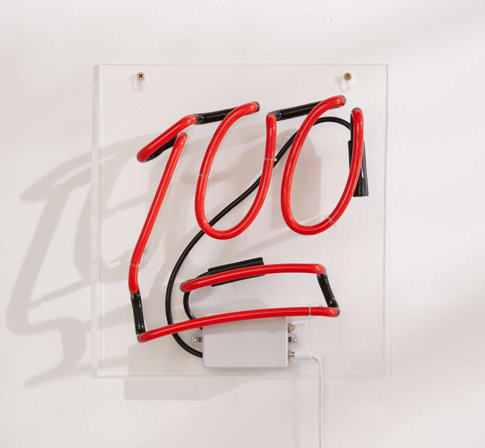Slide View: 3: 100 Neon Sign