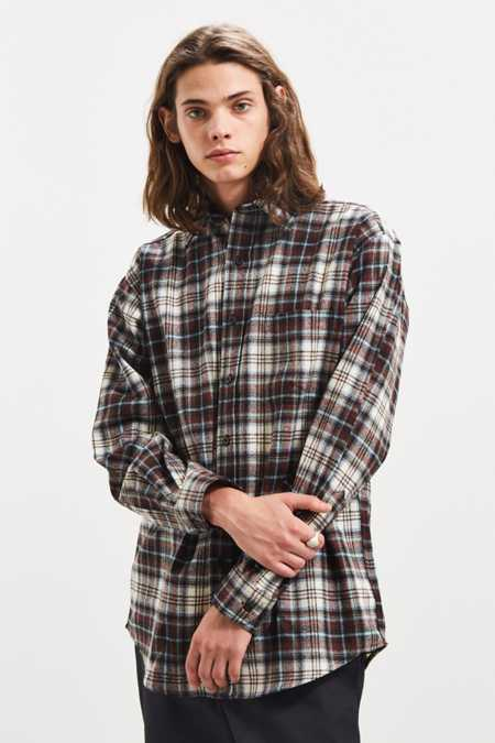 Pendleton Flannel Lodge Button-Down Shirt