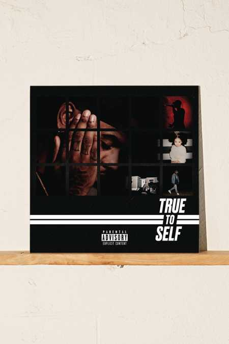 Bryson Tiller - True To Self Limited 2XLP