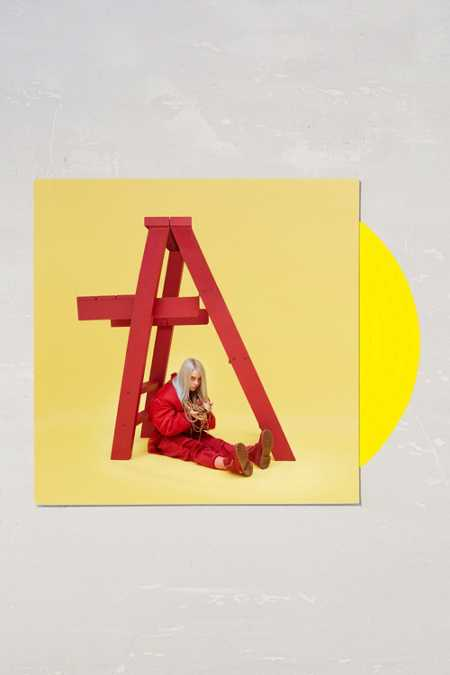 Billie Eilish - dont smile at me Limited LP