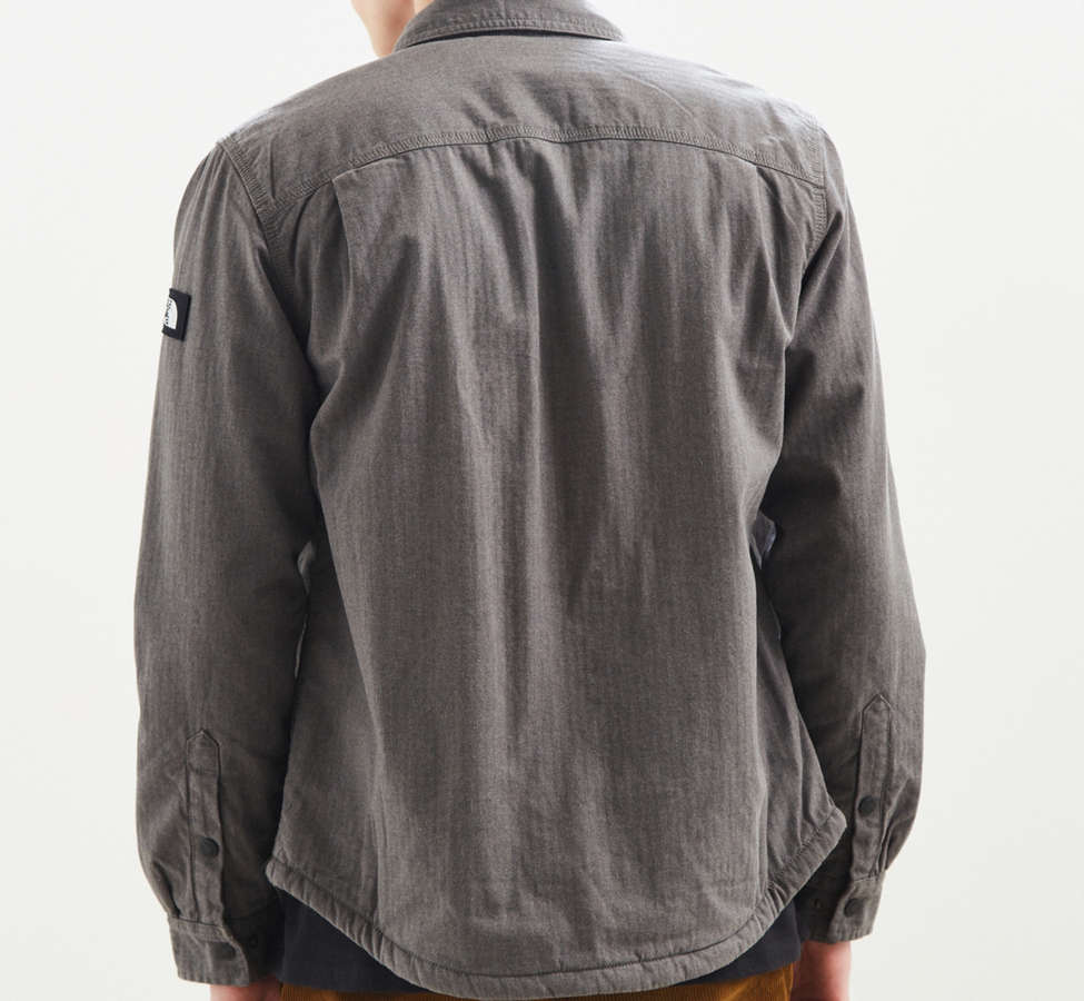 Slide View: 5: The North Face Campground Sherpa Shirt Jacket