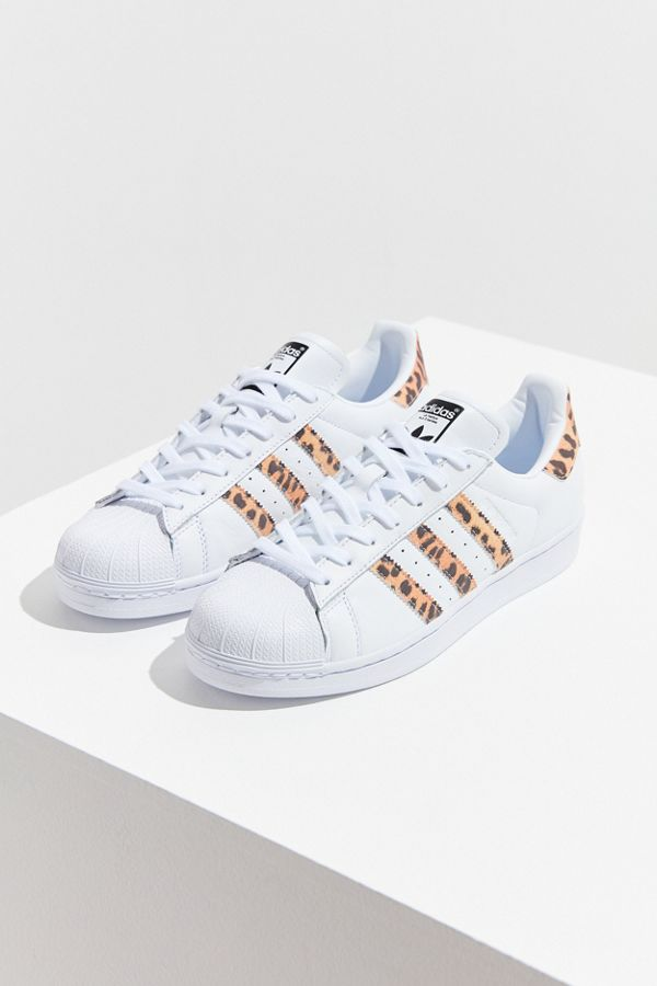 adidas Originals Superstar Leopard Sneaker