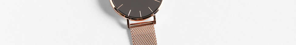 Thumbnail View 1: Daniel Wellington Classic Petite Melrose Mesh Band Watch