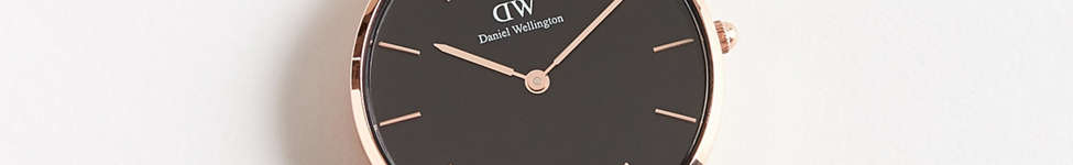 Thumbnail View 2: Daniel Wellington Classic Petite Melrose Mesh Band Watch