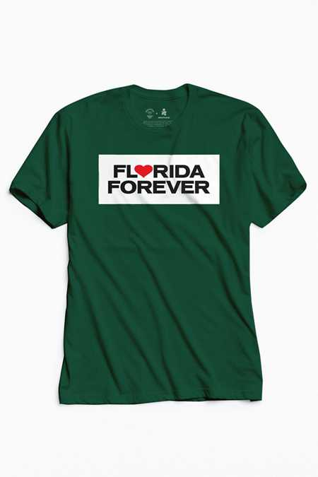 UO Community Cares + Hurricane Relief Florida Forever Tee